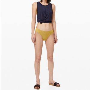 lululemon clear waters mid-rise bikini bottom